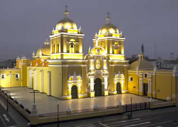 TRUJILLO � CITY TOUR / CHICLAYO - TUCUME